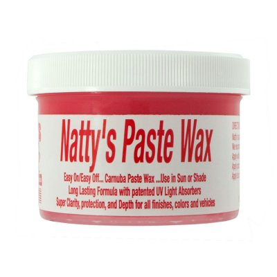 Natty's Paste Wax Red - 235ml