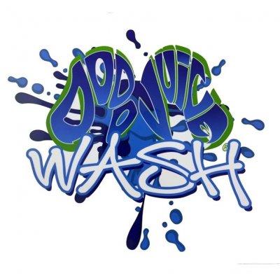 WASH sticker voor emmer
