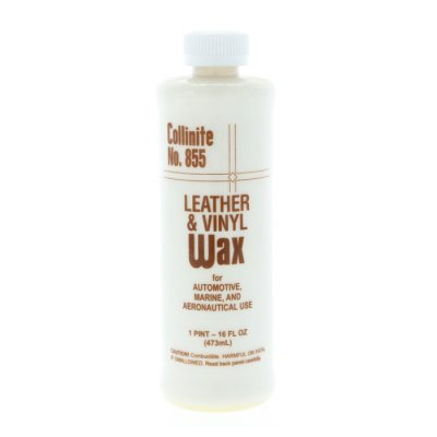 Sapphire Leather & Vinyl Wax No. 855 - 473ml