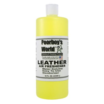 Luchtverfrisser Leather - 946ml