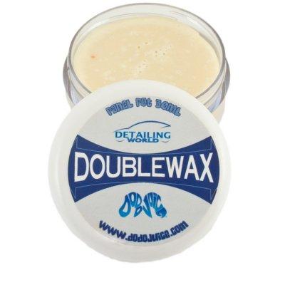 Double Wax Hard Wax panel pot - 30ml