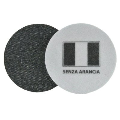 "Senza Arancia Orange Peel Sanding Pad 2000grit -2-pack - 6""/160mm"