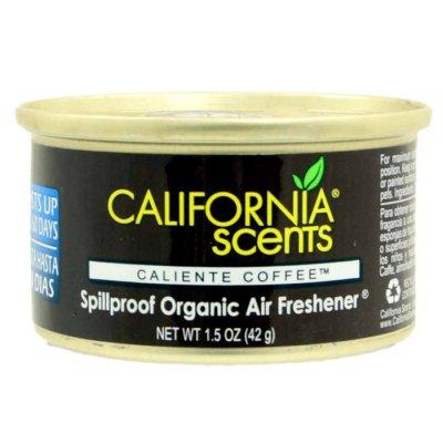 Lekvrije organische luchtverfrisser - Caliente Coffee (Koffie)