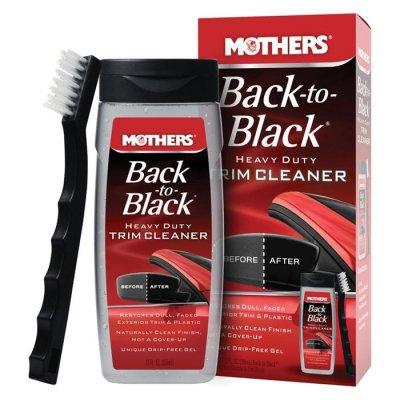 Back to Black Heavy Duty Trim Cleaner Kit - 355ml