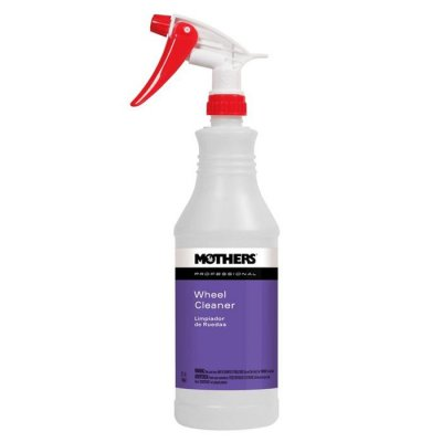 Professional Wheel Cleaner Spuitfles met sprayer (leeg) - 946ml