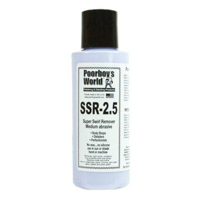 SSR2.5 Medium Super Swirl Remover Sample - 120ml