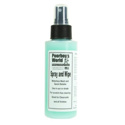 Spray & Wipe Sample - 120ml