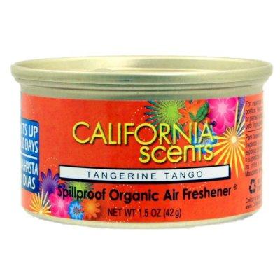 Lekvrije organische luchtverfrisser - Tangerine Tango (Mandarijn)