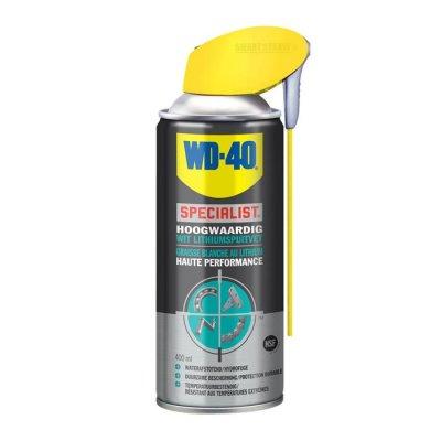 Wit Lithiumspuitvet - Smart Straw - 400ml