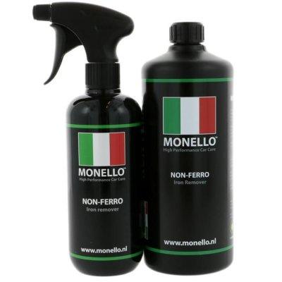 Non-Ferro Spray en navulling bundel - 500ml+1000ml