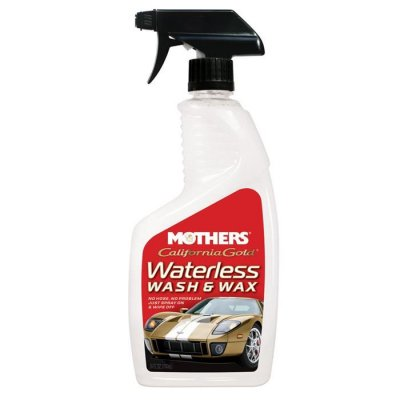 California Gold Waterless Wash & Wax - 710ml