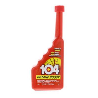 104+ Octane Boost Red- 473ml