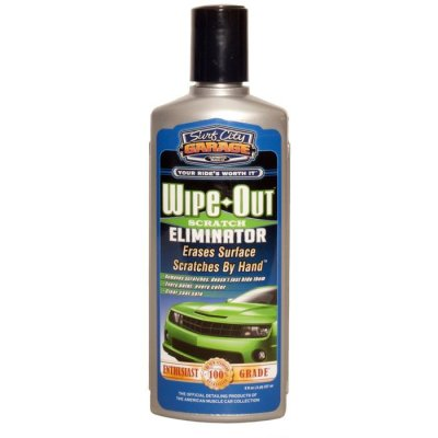 Wipe Out Scratch Eliminator - 237ml