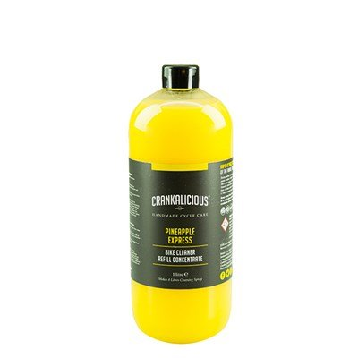 Pineapple Express Spray Wash Concentrate (Refill) - 1000ml