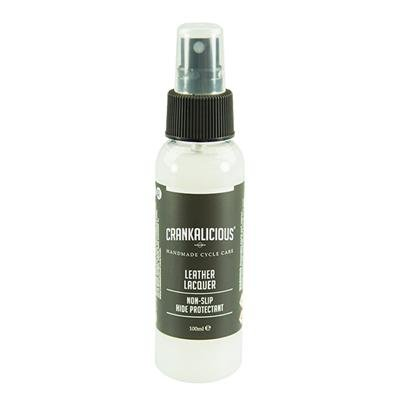 Leather Lacquer Hide Sealant Spray - 100ml