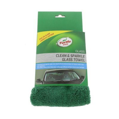 Clean & Sparkle Glass Towel