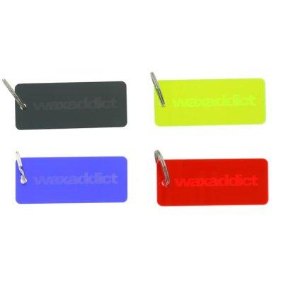 Waxaddict Sleutelhanger - Neon Green