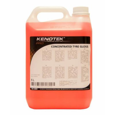 Concentrated Tire Gloss - 5000ml