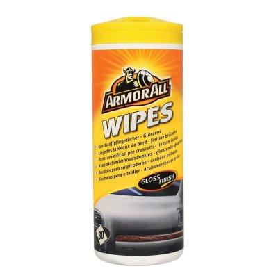 Dashboard Wipes Gloss - 30 stuks