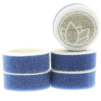 Dark Blue Finishing Pad - 32mm - 5-pack