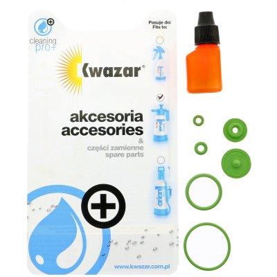 Onderhoudsset voor de Kwazar Venus Sprayflessen