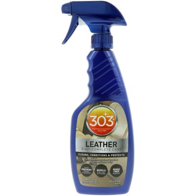 Automotive Leather 3-in-1 Complete Care - 473ml