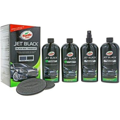 Jet Black Box Finish Kit