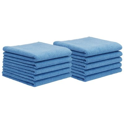 Allround Microfiber Towel Blue HD 10-pack - 40x40cm