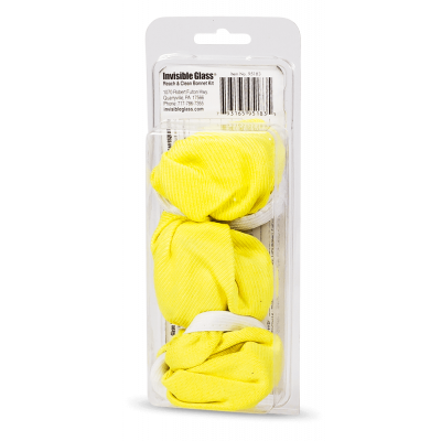 Bonnets voor de Reach & Clean Glass Cleaning Tool - 3-pack