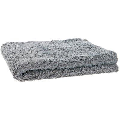 Buffing Cloth Grey - 40x40cm