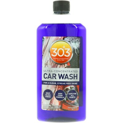 Ultra Concentrated Car Wash - 532ml
