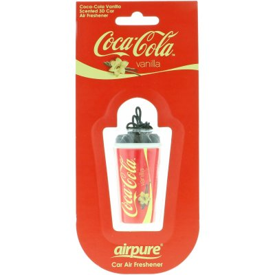 Coca-Cola Air Freshener - Vanilla