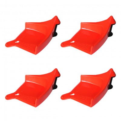Detail Guardz Orange 4-pack