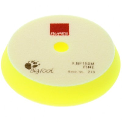 Yellow Fine Polishing Pad - 130/150mm