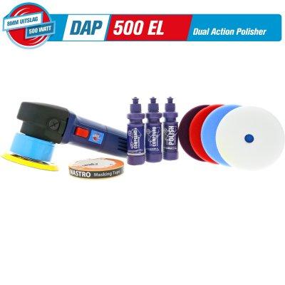 DAP500 EL Gyeon Quartz Starterskit