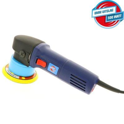 DAP500 EL 8mm D/A (Dual Action) Polijstmachine - 500 Watt