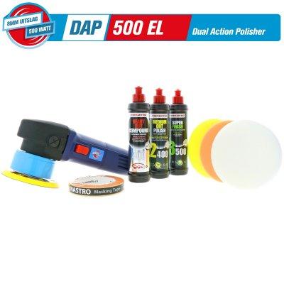 DAP500 EL Menzerna Raffini Starterskit