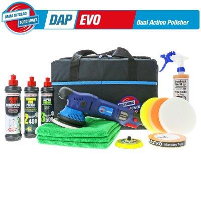 DAP EVO Menzerna Raffini Evolution Pack