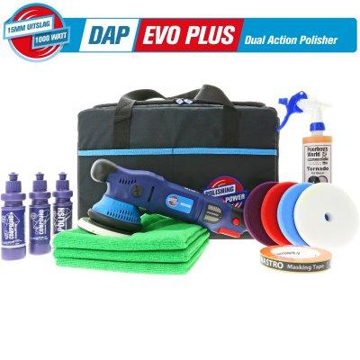 DAP EVO PLUS Gyeon Quartz Evolution Pack