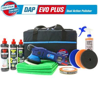 DAP EVO PLUS Menzerna HDO Evolution Pack