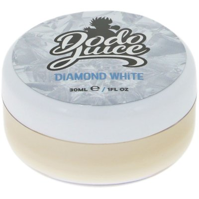 Diamond White hard wax for light coloured cars - 30ml