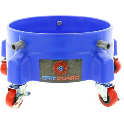 Rolonderstel voor Grit Guard Emmer Blauw- 5 zwenkwielen