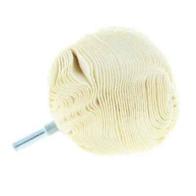 Polishing Ball Flannel - 75mm