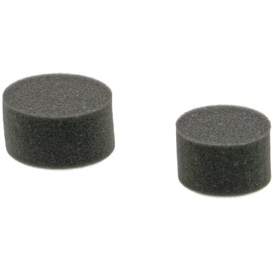 X-Slim Black Finishing Pad-40mm