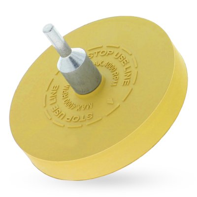 Caramelschijf - Decal Eraser