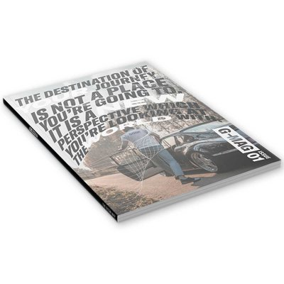 G-MAG magazine deel 1