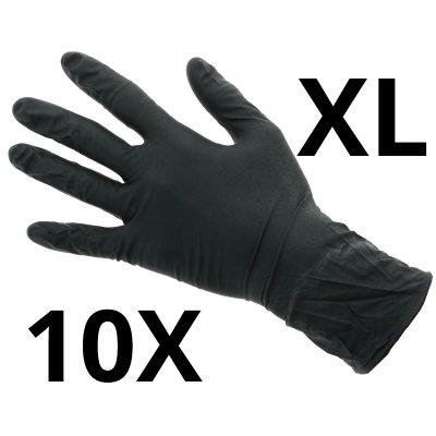 Nitril Handschoenen Extra - Maat XL - 10 stuks
