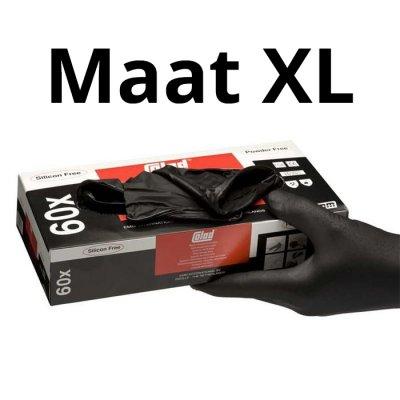 Nitril Handschoenen Extra - Maat XL - Doos 60 stuks
