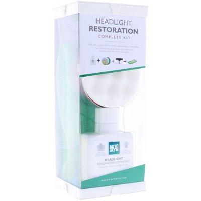 Headlight Restoration Complete Kit