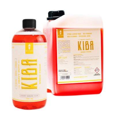 KIBA Snow Foam Shampoo